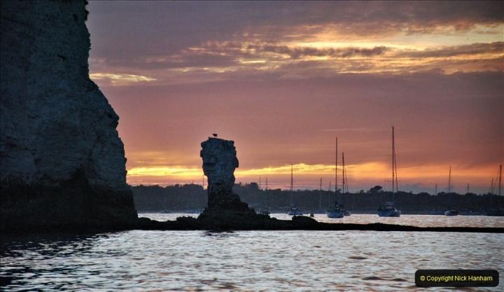2021-08-14 SR Volunteers & Staff Boat trip & BBQ Poole Harbour & Poole Bay. (108) 108