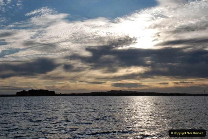 2021-08-14 SR Volunteers & Staff Boat trip & BBQ Poole Harbour & Poole Bay. (109) 109