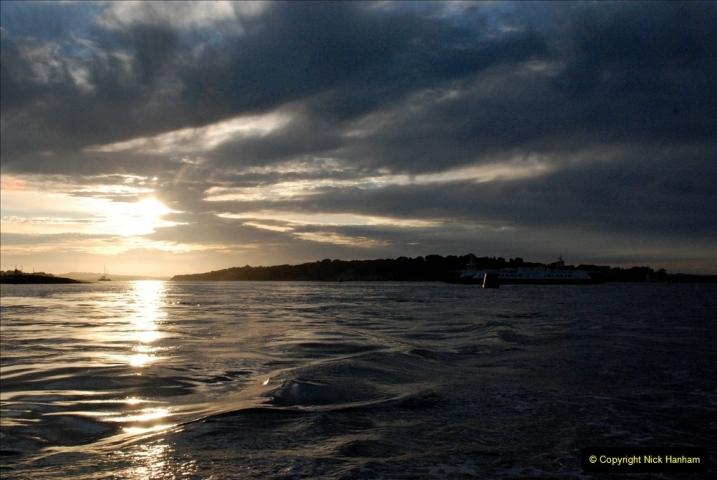 2021-08-14 SR Volunteers & Staff Boat trip & BBQ Poole Harbour & Poole Bay. (110) 110