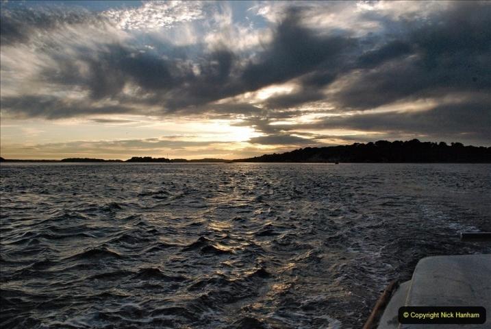 2021-08-14 SR Volunteers & Staff Boat trip & BBQ Poole Harbour & Poole Bay. (111) 111