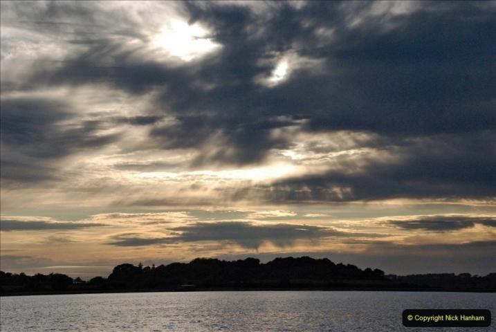 2021-08-14 SR Volunteers & Staff Boat trip & BBQ Poole Harbour & Poole Bay. (112) 112