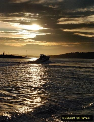 2021-08-14 SR Volunteers & Staff Boat trip & BBQ Poole Harbour & Poole Bay. (114) 114