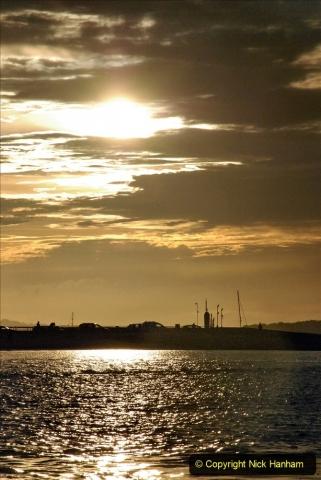 2021-08-14 SR Volunteers & Staff Boat trip & BBQ Poole Harbour & Poole Bay. (115) 115