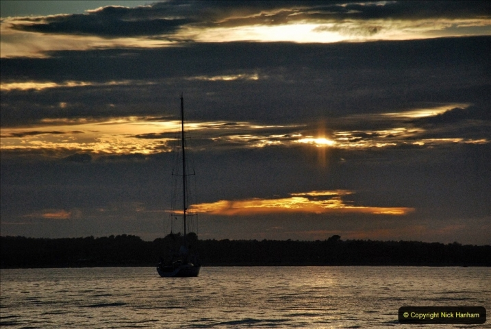 2021-08-14 SR Volunteers & Staff Boat trip & BBQ Poole Harbour & Poole Bay. (117) 117