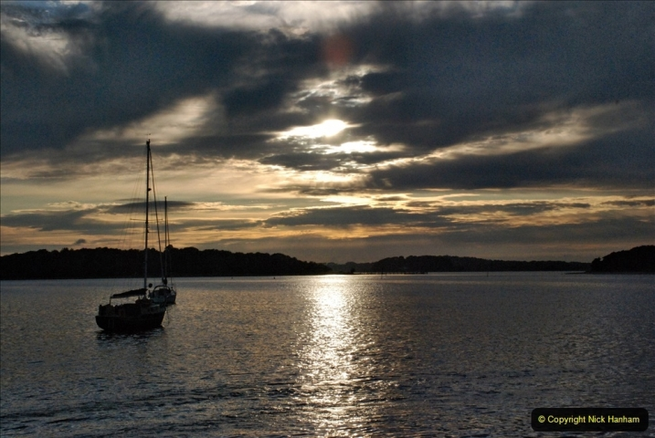 2021-08-14 SR Volunteers & Staff Boat trip & BBQ Poole Harbour & Poole Bay. (118) 118