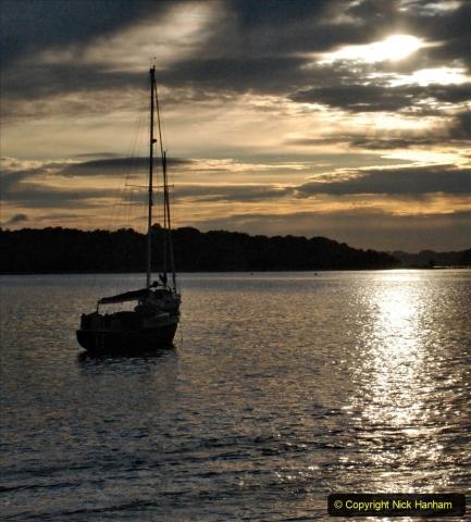 2021-08-14 SR Volunteers & Staff Boat trip & BBQ Poole Harbour & Poole Bay. (119) 119