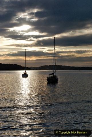 2021-08-14 SR Volunteers & Staff Boat trip & BBQ Poole Harbour & Poole Bay. (120) 120