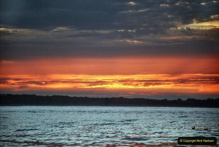 2021-08-14 SR Volunteers & Staff Boat trip & BBQ Poole Harbour & Poole Bay. (124) 124