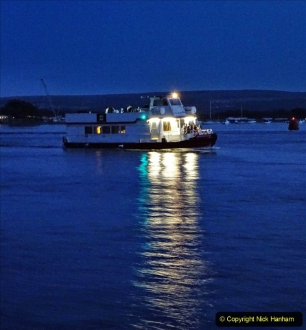 2021-08-14 SR Volunteers & Staff Boat trip & BBQ Poole Harbour & Poole Bay. (127) 127