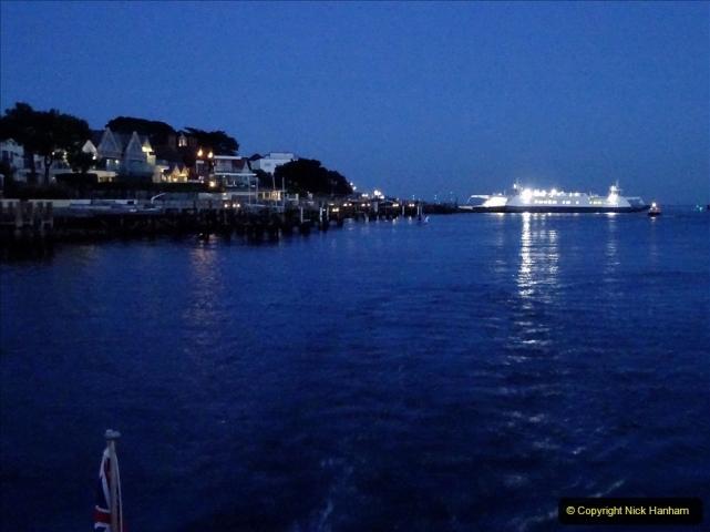 2021-08-14 SR Volunteers & Staff Boat trip & BBQ Poole Harbour & Poole Bay. (128) 128