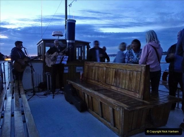 2021-08-14 SR Volunteers & Staff Boat trip & BBQ Poole Harbour & Poole Bay. (130) 130