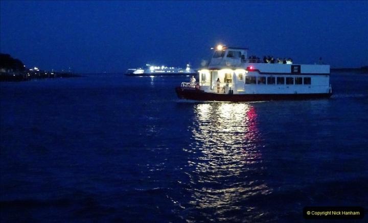 2021-08-14 SR Volunteers & Staff Boat trip & BBQ Poole Harbour & Poole Bay. (132) 132
