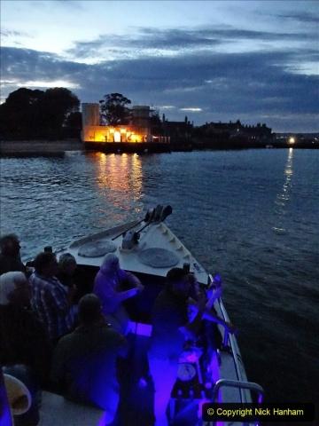2021-08-14 SR Volunteers & Staff Boat trip & BBQ Poole Harbour & Poole Bay. (133) 133