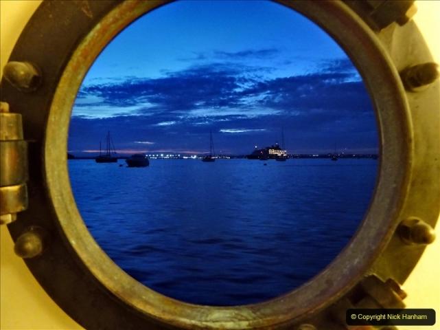 2021-08-14 SR Volunteers & Staff Boat trip & BBQ Poole Harbour & Poole Bay. (134) 134