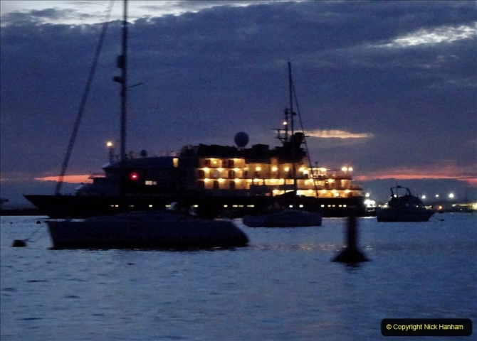 2021-08-14 SR Volunteers & Staff Boat trip & BBQ Poole Harbour & Poole Bay. (135) 135