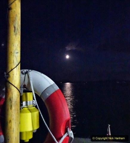 2021-08-14 SR Volunteers & Staff Boat trip & BBQ Poole Harbour & Poole Bay. (137) 137