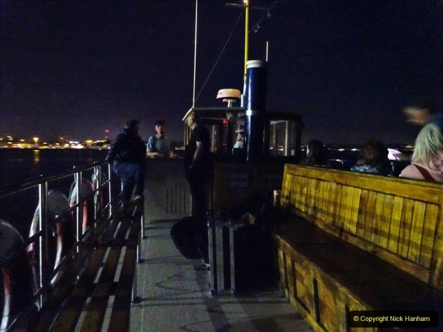 2021-08-14 SR Volunteers & Staff Boat trip & BBQ Poole Harbour & Poole Bay. (138) 138