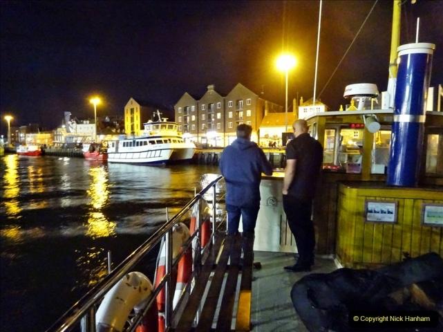 2021-08-14 SR Volunteers & Staff Boat trip & BBQ Poole Harbour & Poole Bay. (144) 144