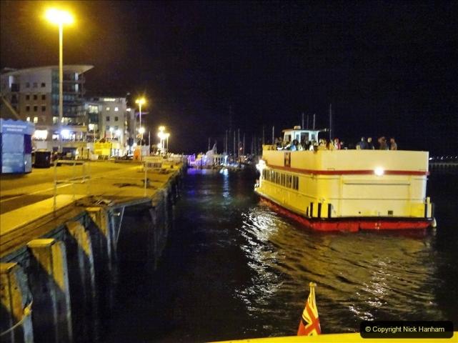 2021-08-14 SR Volunteers & Staff Boat trip & BBQ Poole Harbour & Poole Bay. (147) 147
