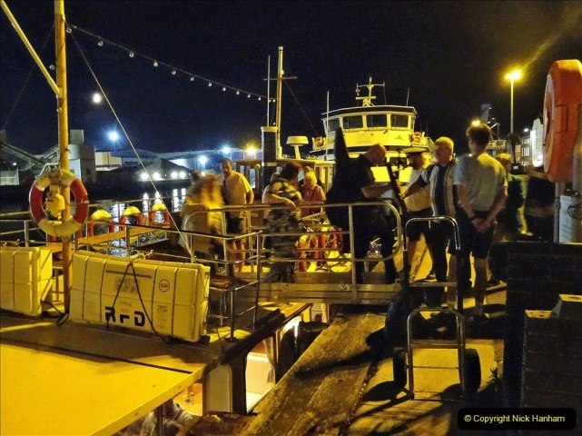 2021-08-14 SR Volunteers & Staff Boat trip & BBQ Poole Harbour & Poole Bay. (149) 149