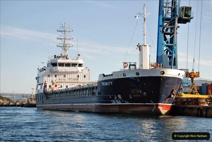 2021-08-14 SR Volunteers & Staff Boat trip & BBQ Poole Harbour & Poole Bay. (45) 045