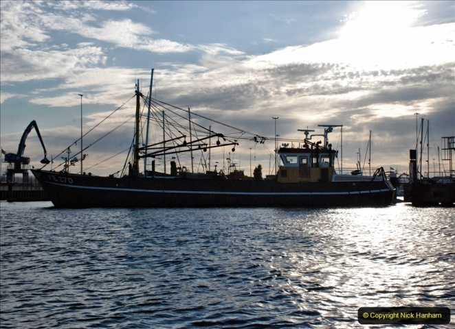 2021-08-14 SR Volunteers & Staff Boat trip & BBQ Poole Harbour & Poole Bay. (46) 046