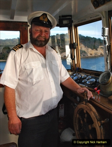 2021-08-14 SR Volunteers & Staff Boat trip & BBQ Poole Harbour & Poole Bay. (49) 049
