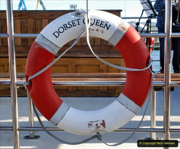 2021-08-14 SR Volunteers & Staff Boat trip & BBQ Poole Harbour & Poole Bay. (6) 006