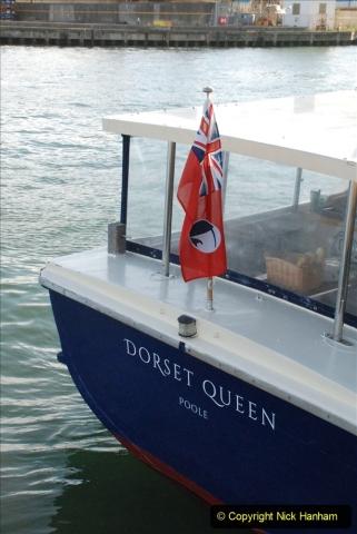 2021-08-14 SR Volunteers & Staff Boat trip & BBQ Poole Harbour & Poole Bay. (7) 007