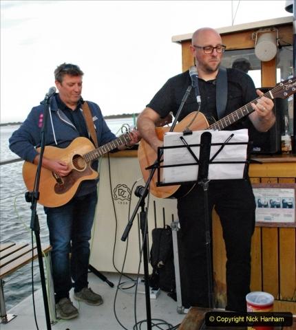 2021-08-14 SR Volunteers & Staff Boat trip & BBQ Poole Harbour & Poole Bay. (71) 071