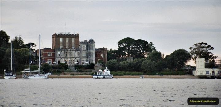 2021-08-14 SR Volunteers & Staff Boat trip & BBQ Poole Harbour & Poole Bay. (74) 074