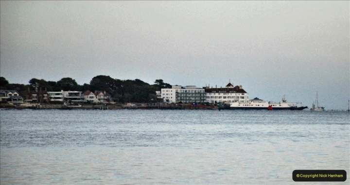 2021-08-14 SR Volunteers & Staff Boat trip & BBQ Poole Harbour & Poole Bay. (76) 076