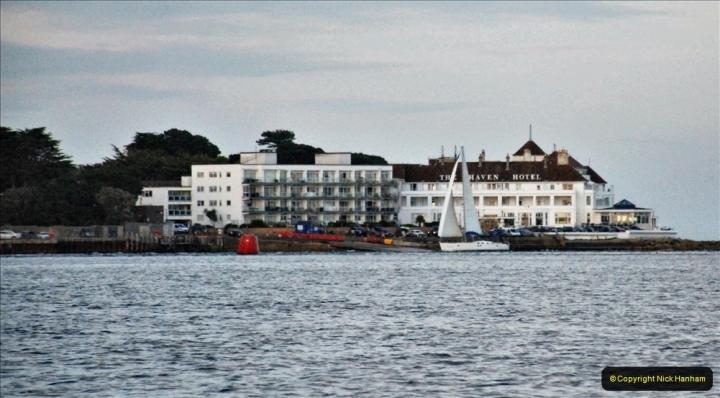 2021-08-14 SR Volunteers & Staff Boat trip & BBQ Poole Harbour & Poole Bay. (78) 078