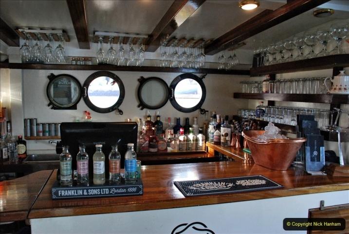 2021-08-14 SR Volunteers & Staff Boat trip & BBQ Poole Harbour & Poole Bay. (8) 008