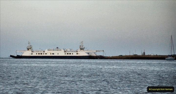 2021-08-14 SR Volunteers & Staff Boat trip & BBQ Poole Harbour & Poole Bay. (80) 080