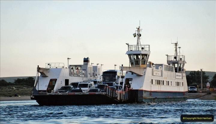 2021-08-14 SR Volunteers & Staff Boat trip & BBQ Poole Harbour & Poole Bay. (82) 082