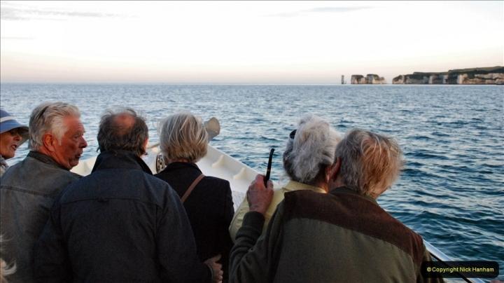 2021-08-14 SR Volunteers & Staff Boat trip & BBQ Poole Harbour & Poole Bay. (86) 086