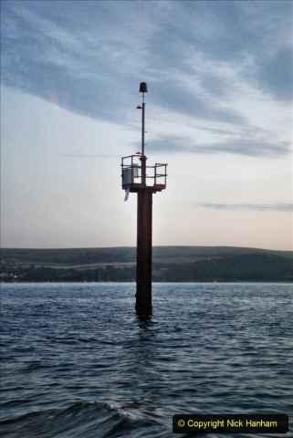 2021-08-14 SR Volunteers & Staff Boat trip & BBQ Poole Harbour & Poole Bay. (87) 087