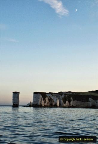 2021-08-14 SR Volunteers & Staff Boat trip & BBQ Poole Harbour & Poole Bay. (88) 088