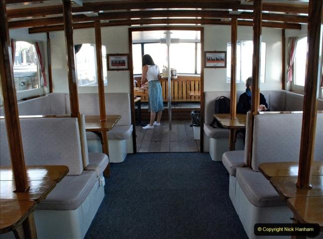 2021-08-14 SR Volunteers & Staff Boat trip & BBQ Poole Harbour & Poole Bay. (9) 009