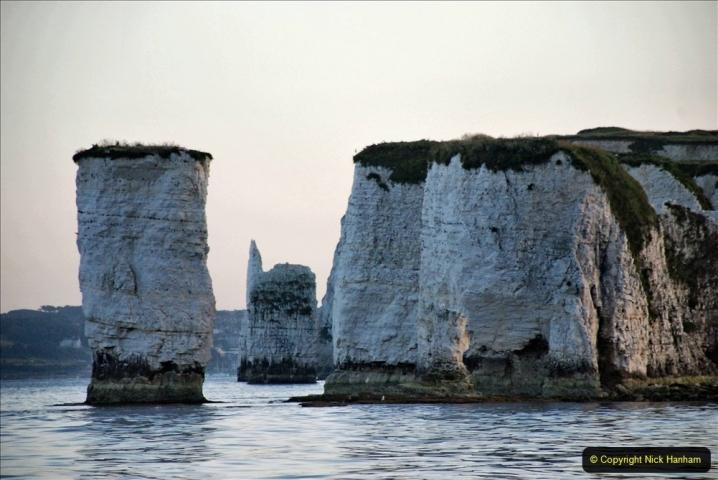 2021-08-14 SR Volunteers & Staff Boat trip & BBQ Poole Harbour & Poole Bay. (91) 091