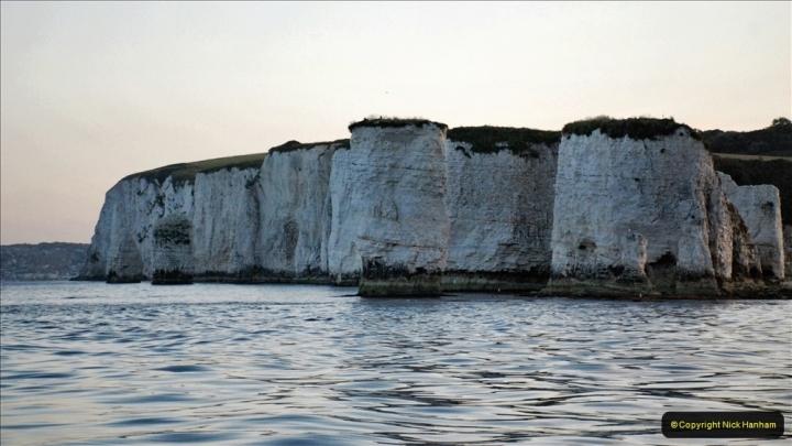 2021-08-14 SR Volunteers & Staff Boat trip & BBQ Poole Harbour & Poole Bay. (93) 093