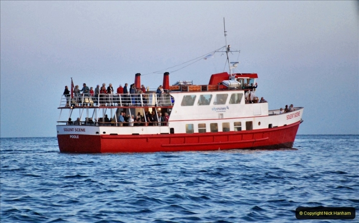 2021-08-14 SR Volunteers & Staff Boat trip & BBQ Poole Harbour & Poole Bay. (97) 097