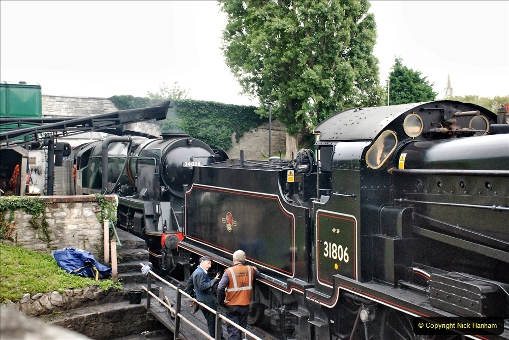 2021 August 17 The SR at Swanage Dorset