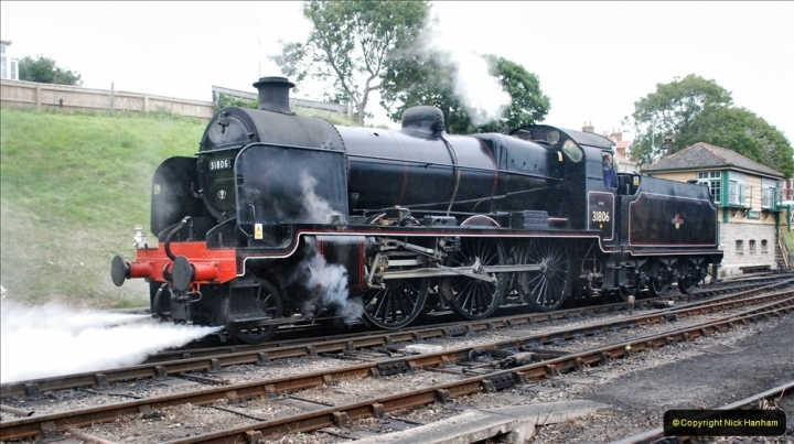 2021-08-17 The SR at Swanage, Dorset. (101) 101
