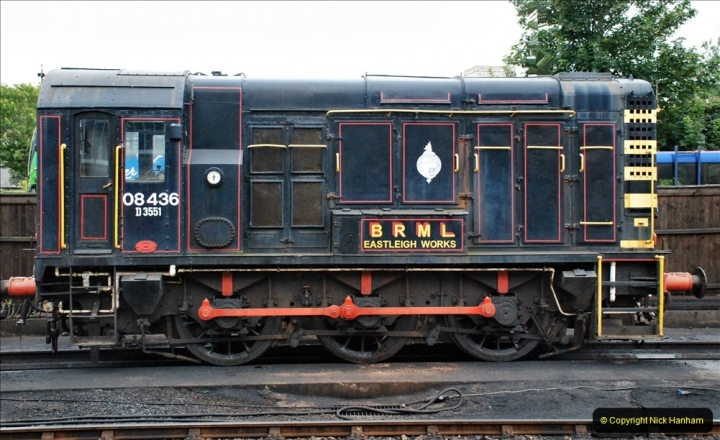2021-08-17 The SR at Swanage, Dorset. (109) 109