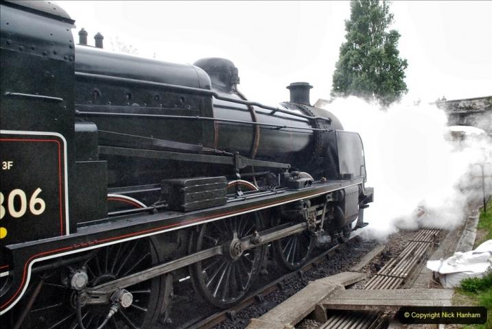 2021-08-17 The SR at Swanage, Dorset. (112) 112