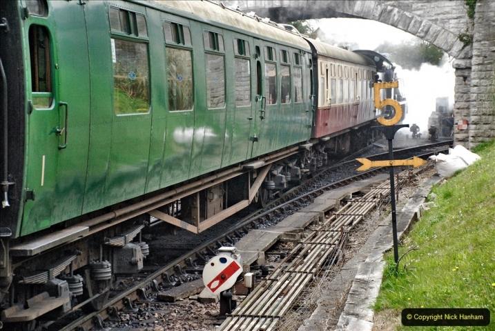 2021-08-17 The SR at Swanage, Dorset. (115) 115