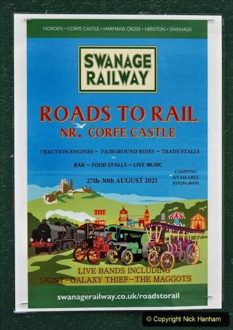 2021-08-17 The SR at Swanage, Dorset. (116) 116