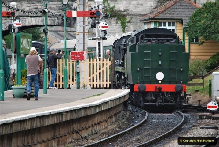 2021-08-17 The SR at Swanage, Dorset. (121) 121